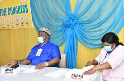 There was no election in Anambra State FA