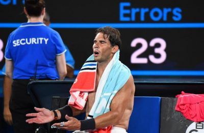 Nadal's second Australia Open title still on hold as Thiem stuns the Spaniard in four-set thriller