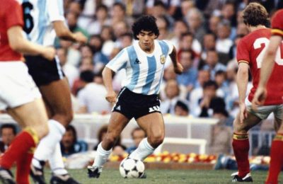 Football Legend Diego Maradona is dead