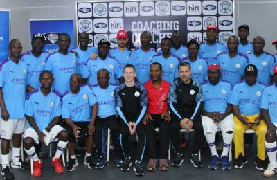 "HiFL 2019: Premier Cool and Manchester City partner HiFL to ""Coach the Coaches"""