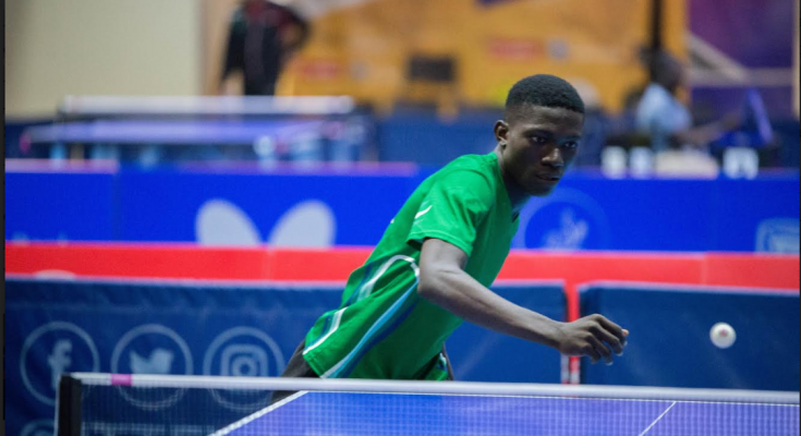 Azeez Solanke , Mati leads six others to NSFD World Junior Championships in Korat