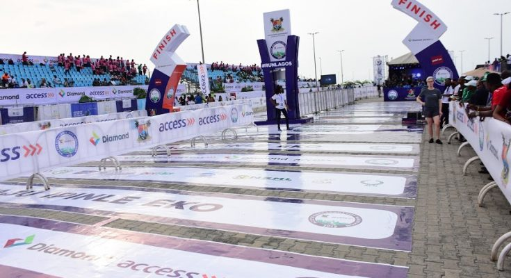 Lagos City Marathon : The first to get Silver label in four years