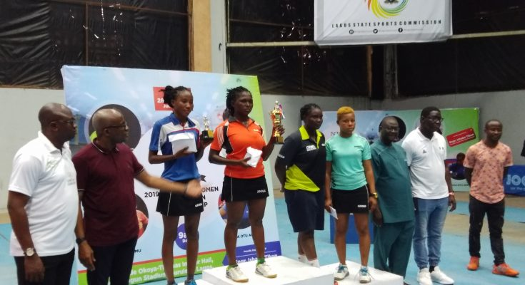 Fatimo Bello claims first Western Region Singles title