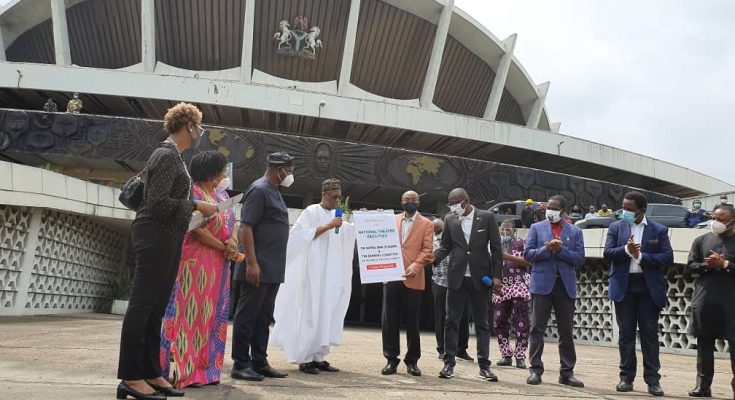 National Theatre Redevelopment Project: Minister Commends President Buhari on Commitment to Creating Opportunities for the Youth