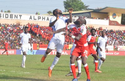 Enyimba crashed out of CAF Confederation Cup