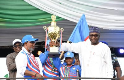 National Youth Games Delta retain title as Lagos is first in match pass