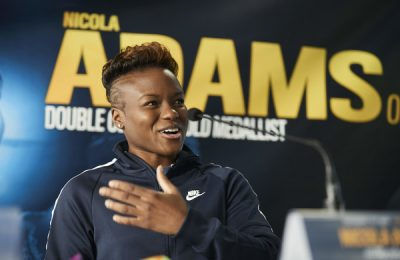 Nicola Adams retires over fears for her sight