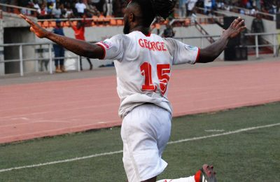 Rangers to retire Ifeanyi George's Jersey number for next season