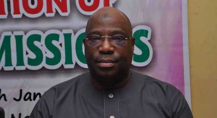 Chairman of Nomination Committee: Oshodi's re-appointment is a confirmation of his exceptional leadership trait – Ishaku Tikon