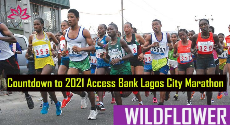 """Countdown to 2021 Access Bank Lagos City Marathon """"Our elite field good for a World Athletics Gold Label"""" says Alli"""