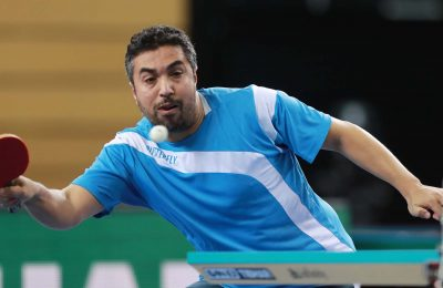 The best place on the podium is my target – Ahmed Saleh
