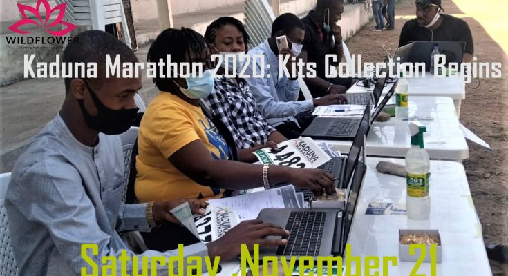 Kaduna Marathon 2020: Kits Collection Begins