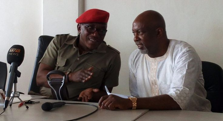 """Solomon Dalung expressed disappointment over the hijack of """"adopt an athlete"""" initiative of Olajide Fashikun"""