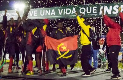How Angola became Africa's first Amputee Football Nation to Win the World Cup