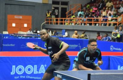 It is still a long Walk for African Table Tennis Players