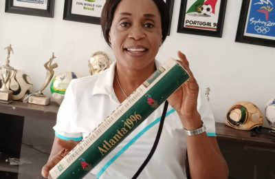 Why Obiageli Solaja was awarded the African Women in Badminton Award