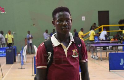 2021 Aso Table Tennis National Championship: Usman Okanlawon still full of confidence