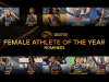 Finalists announced for male and female World Athlete of the year