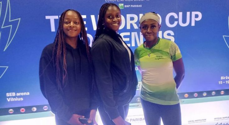 Nigeria records first victory against Kosovo as Adesuwa makes history