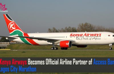 Kenya Airways Becomes Official Airline Partner of Access Bank Lagos City Marathon