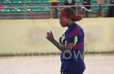 An early challenge but Bose Odusanya safely through