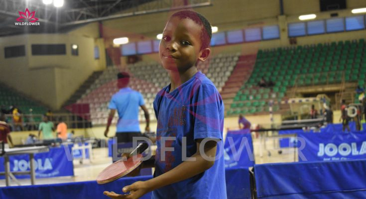 2021 Aso Table Tennis National Championship: Another Mustapha emerges